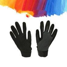 Порезостойкие импортные нитриловые пены бесшовные нейлоновые трикотажные перчатки Деревообработка Защитные перчатки анти-резка