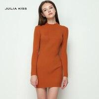 Women Winter Dresses Black Red Warm Sweater Dress Turtleneck Long Sleeve Skinny Split Pencil Knitted Office
