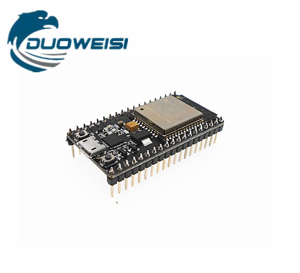 ESP32 Development Board WiFi+Bluetooth Ultra-Low Power Consumption Dual Cores ESP-32 ESP-32S Board 38PIN 16mb esp 32s esp wroom 32 esp32 esp 32 bluetooth and wifi dual core cpu with low power consumption mcu esp 32