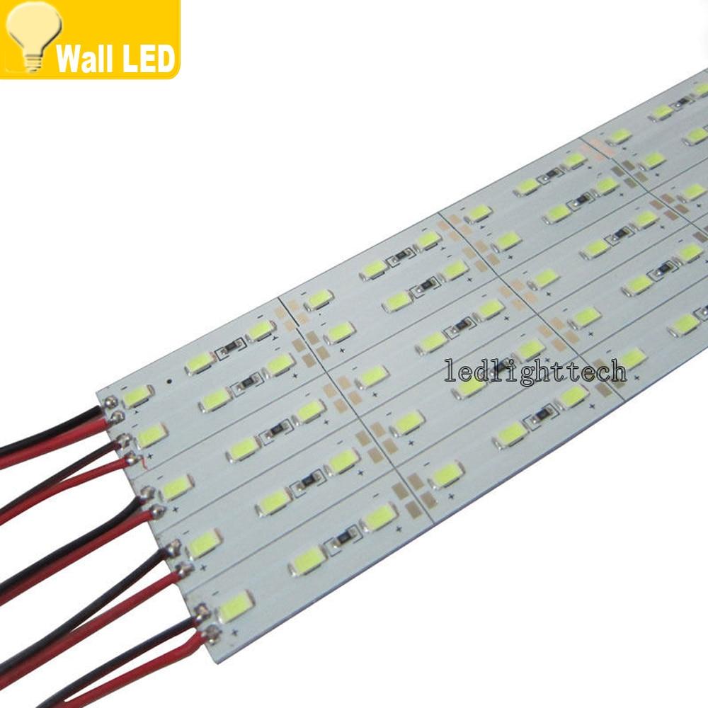 Pcs Smd Led Bar Light 12 Volt Led Strip Lights Simple: 10pcs Led SMD5630 5730 Bar Strip Light Aluminum Alloy Non