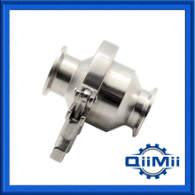 1.5 «санитарно-clamp конце регулируемый обратный Клапан Еда Класс