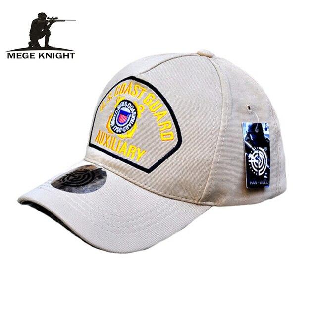 1bc0e42d9ec MEGE U.S. Army COAST GUARD AUXILIARY caps