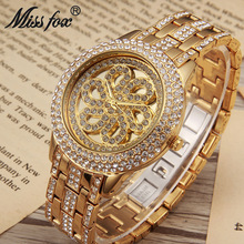 Miss Fox Japan imports quartz watch Mary when Casual watch elegant female quartz alloy alloy