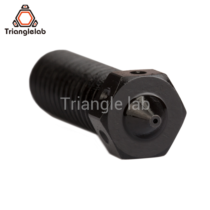 1PCS Hardened Steel Volcano Nozzles for high temperature 3D printing PEI PEEK or Carbon fiber filament for E3DVolcano hotend 1pcs hardened steel volcano nozzles for high temperature 3d printing pei peek or carbon fiber filament for e3dvolcano hotend