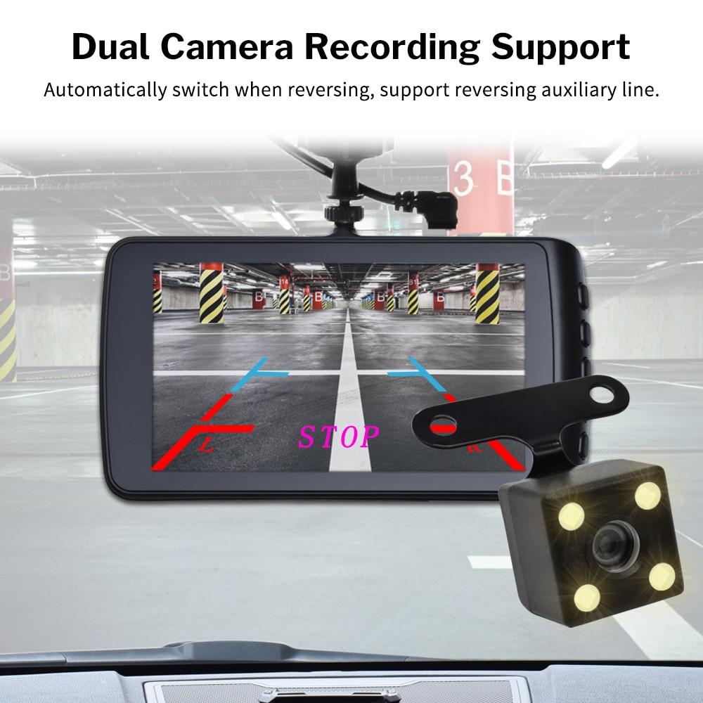 Image 5 - Deelife Dash Cam Car DVR Camera Full HD 1080P Drive Video Recorder Registrator Auto Dashboard 1296P Dual Dashcam Black DVRs Box-in DVR/Dash Camera from Automobiles & Motorcycles