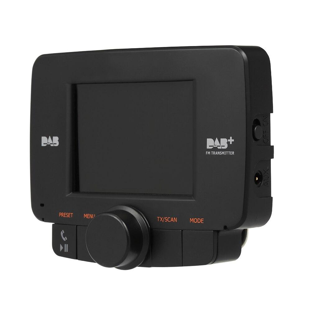 Radio Unterhaltungselektronik Tupfen Auto Player C3s Tupfen Und Empfänger Digital Radio Tuner Tragbare Fm Transmitter Mit Bluetooth 2,5 Zoll Bildschirm Für Auto Radio