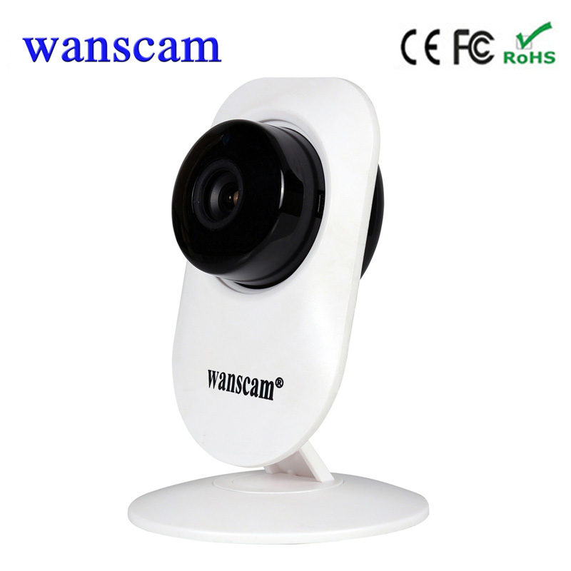 Wanscam HW0026 720 p P2P casa del IP di wifi della macchina fotografica senza fili del CCTV di sicurezza della macchina fotografica mini macchina fotografica a casa del bambino del monitor di sorveglianza Della Macchina Fotografica