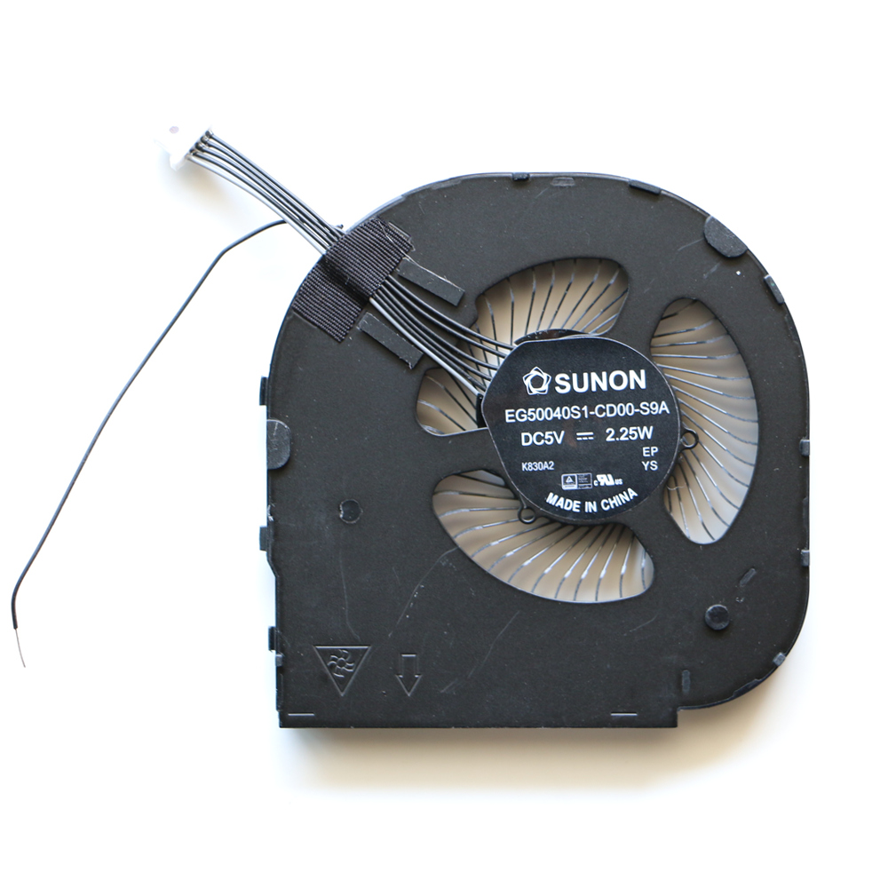 new eg50040s1-cd00-s9a cpu fan for lenovo thinkpad t480s cpu cooling fan