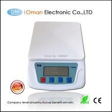 Oman-T200 Цифровые многофункциональные Кухня Еда весы с ЖК-дисплей Дисплей 10 кг