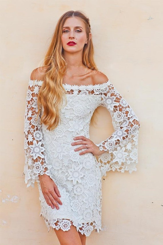 latest bridal gowns trend for winter 2016 2017   123 short