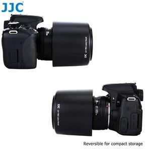Image 5 - JJC DSLR Camera Lens Hood for Canon EF 135mm f/2L USM & Canon EF 180mm f/3.5L Macro USM Lens Replace Canon ET 78II Lens Shade