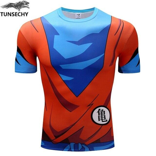 13662e0c1 Dragon Ball Z Vegeta Resurrection T Shirts Women Men Anime Super Saiyan  Goku/Majin Buu