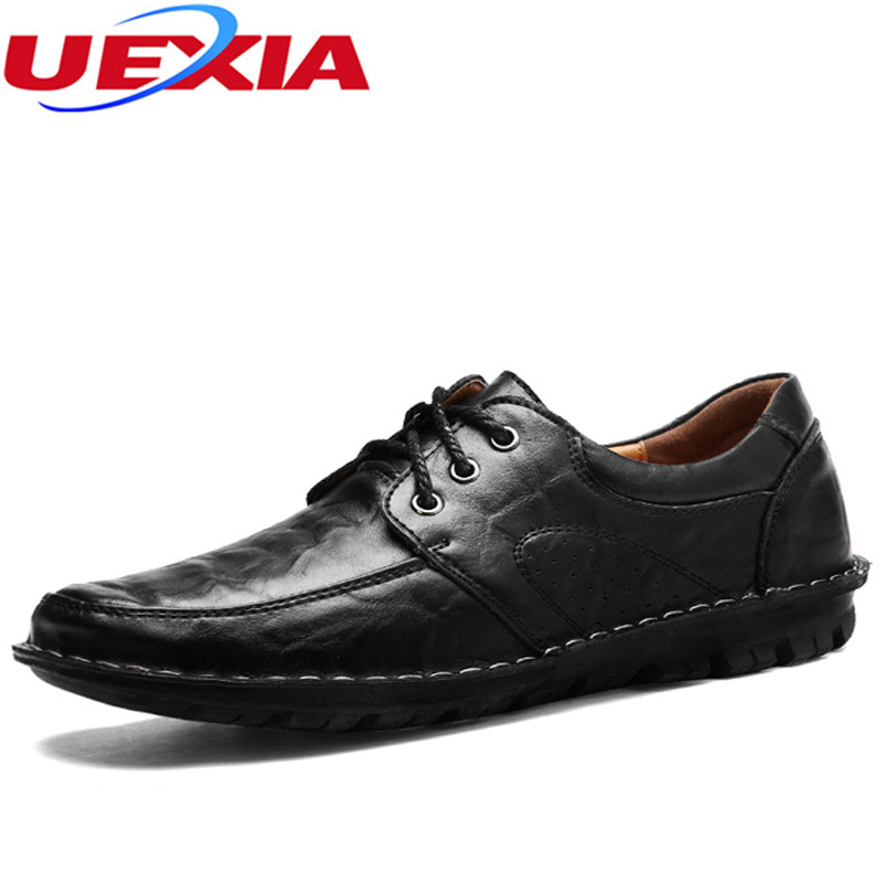 New Men Leather Shoes Casual Fashion Shoes For Men Flats Driving Casual Breathable Mens Shoes Comfort Moccasins Zapatos Hombre branded men s penny loafes casual men s full grain leather emboss crocodile boat shoes slip on breathable moccasin driving shoes