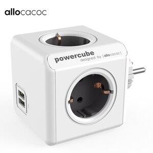 Allocacoc Electric EU Plug Pow