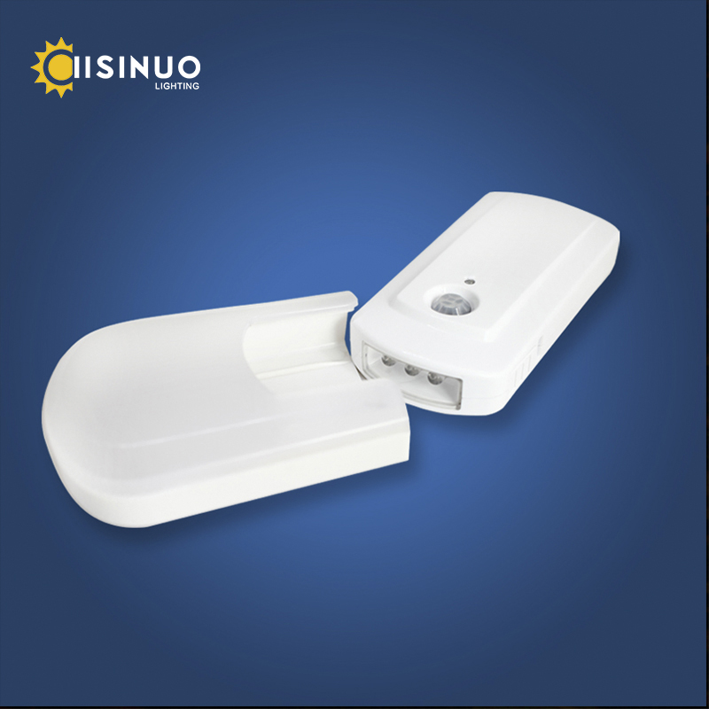 Wireless <font><b>Infrared</b></font> <font><b>IR</b></font> <font><b>Motion</b></font> <font><b>LED</b></font> Wall Sensor night light Battery Operated Auto on/off for kitchen Cabinets Baby Night Light