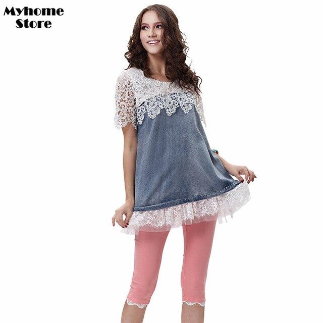 Designer Frau mode 2017 Sommer Mutterschaft Mini Kleider Plus Größe ...