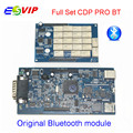 Original bluetooth module Newest 2015.R1 Support More 2015 Cars Mode New vci Full cdp SCANNER TCS cdp pro plus tcs cdp  pro BT