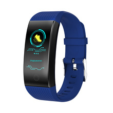 Smart watch touch control waterproof bracelet health monitoring information push sleep analysis location tracking photography machine vibration analysis and health monitoring