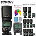 YONGNUO YN600EX-RT II 2.4G Wireless HSS 1/8000s Flash for Canon + YN-E3-RT TTL Radio Trigger Speedlite Transmitter as ST-E3-RT
