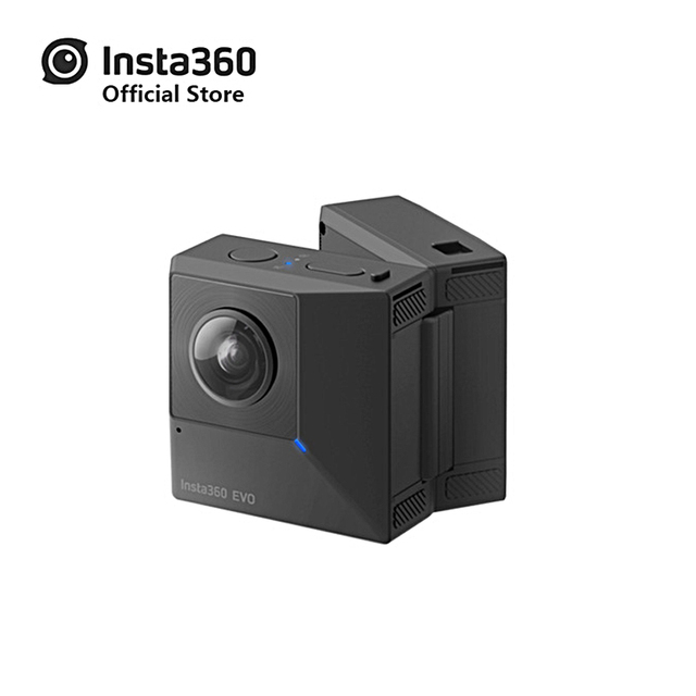 huge selection of d6631 92e87 US $18.99 |Original Insta360 EVO 5.7K Video VR Panoramic 360 3D Camera for  Android and iPhone HoloFrame 3D phone case-in Parts & Accessories from Toys  ...