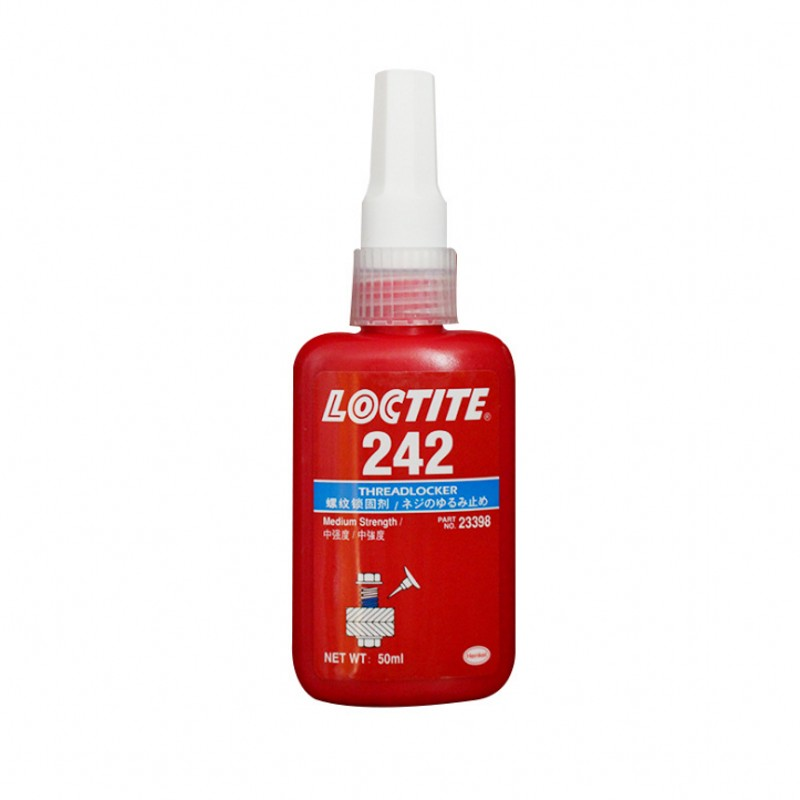 Loctite 242 Glue 50ML Thread Sealant  Screw Glue