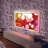 Beibehang Papel De Parede Classic Wallpaper Warm Pastoral Background Bedroom TV Background Wallpaper Environmental Protection