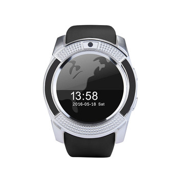 VOBERRY Fashion Sport BT3.0 Smart Wrist Watch GSM 2G SIM Phone Mate For IOS Android Smartphone