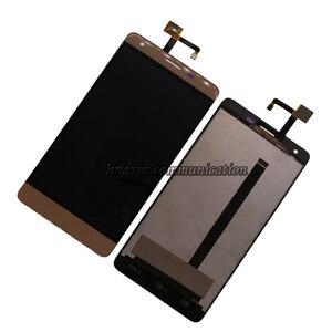Image 2 - Per Oukitel K6000 Pro display LCD e touch screen digitizer componenti Per k6000 pro LCD prova di 100% di trasporto libero + strumenti