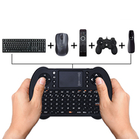 High Quality 2 4G Wireless Keyboard Touchpad Full Function With Touch Mouse English Version For PC