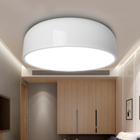 Nordic Modern Minimalist Round Drawing Room Dining Room Lamp Creative Phil Smith Ceiling Light