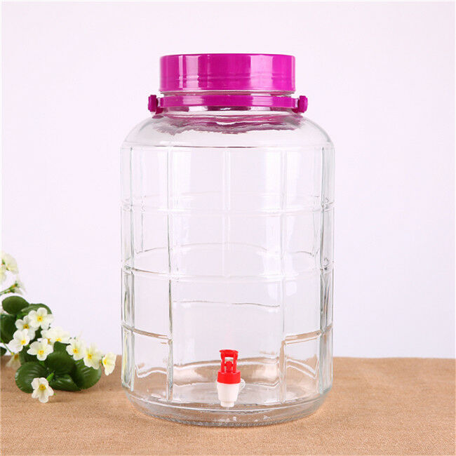 Push-Type Plastic Faucet Tap Spigot for Beverage Water Dispenser Wine Barrel 3