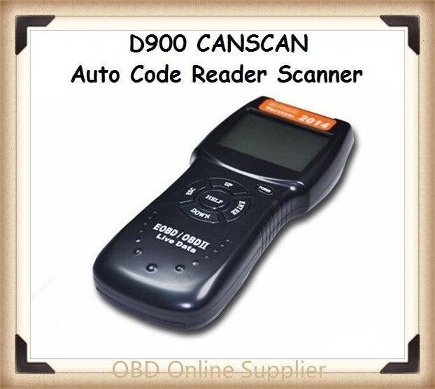 Lexus Car Diagnostic Tool D900 Fault Reset Kit Code Reader Scanner OBD2
