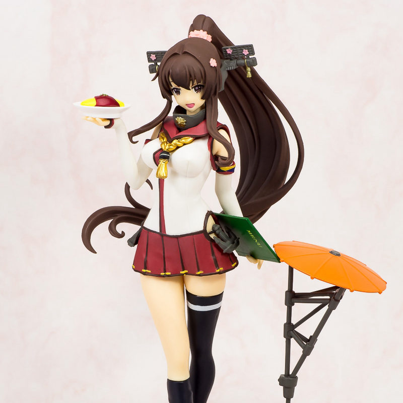 Taito 6.6 Kantai Collection: Kancolle: Yamato Figure литой диск yamato hoshi y7218 7x17 5x114 3 et47 66 1 mgmfp