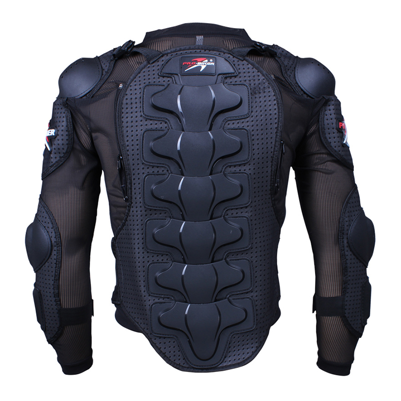 Motorcycle Racing Armor Protector Motocross Off-Road Chest Body Armour Protection Jacket Vest Clothing Protective Gear HX-P13 herobiker black motorcycle racing body armor protective jacket gears short pants motorcycle knee protector moto gloves