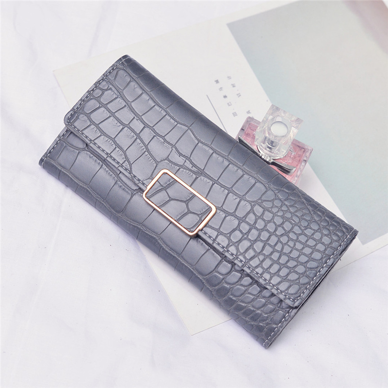 все цены на Wallet Women Purse Women Wallets high quality PU leather Female Purse Long Women's Coin Wallet Lady Clutch Purse High Capacity