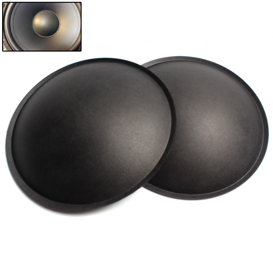 2Pcs 130MM 150MM Audio Speakers Dust Cap Cover Woofer Subwoofer Speaker Repair Accessories DIY Home Theater
