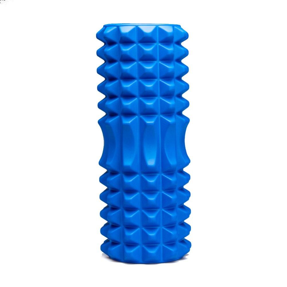 Haute qualité Yoga colonne mousse Yoga Pilates Fitness mousse rouleau sport Train Gym Massage exercice relax rouleaux de mousse