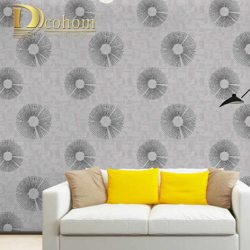 3D Solar Dandelion Pattern Embossed Wallpaper Coffee Gray Brick Textured Wallpaper For Bedroom papel de parede waterproof ni cd 2 0ah replacement power tool battery for dewalt 12v 2000mah de9074 dc9071 de9037 de9071 de9074 de9075 dw9071 dw9072 dw9074