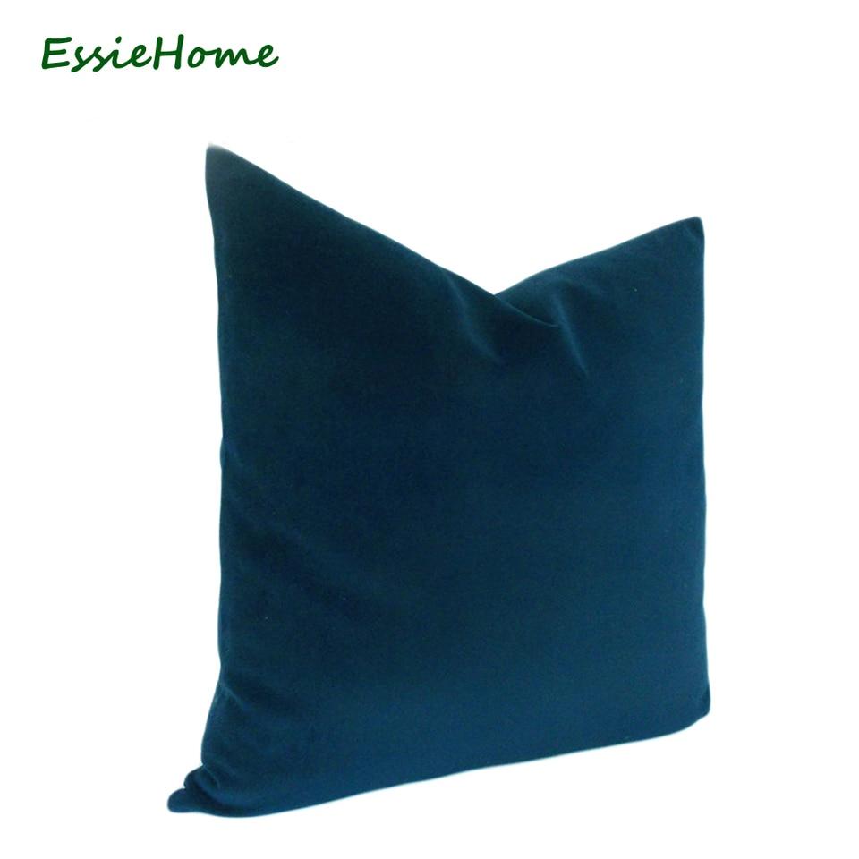Dark Blue Midnight Cushion Cover