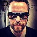 CALIFIT Pilot Square Style Sunglasses Male Driving Driver Shades Oculos Brand Designer Vintage Sun Glasses For Men Gradient Lens