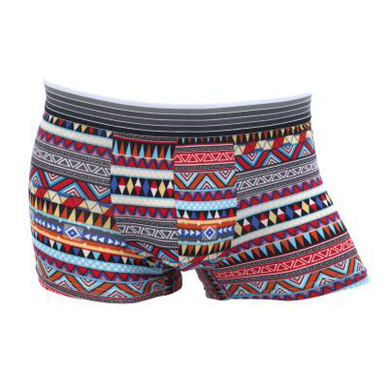 Underwear Mens Boxer Cotton Boxer Homme Pull in Underwear Men's Boxer Shorts Underwear Male Panties Fashion  Cartoon