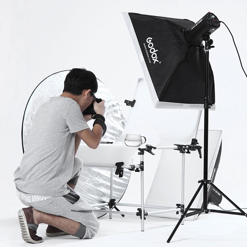 godox photography light set studio flash softbox clothes photographic equipment light bulb godox 300w flash lamp photography light studier set shooting station set softbox photographic equipment set