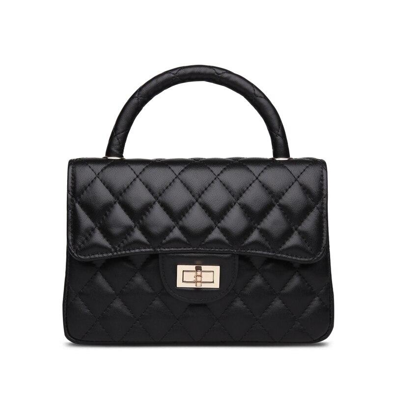 Long Strap Lambskin Leather Bags Luxury Brand Crossbody Shoulder Bags Brand Handbags Luxury Brand Designer Famous