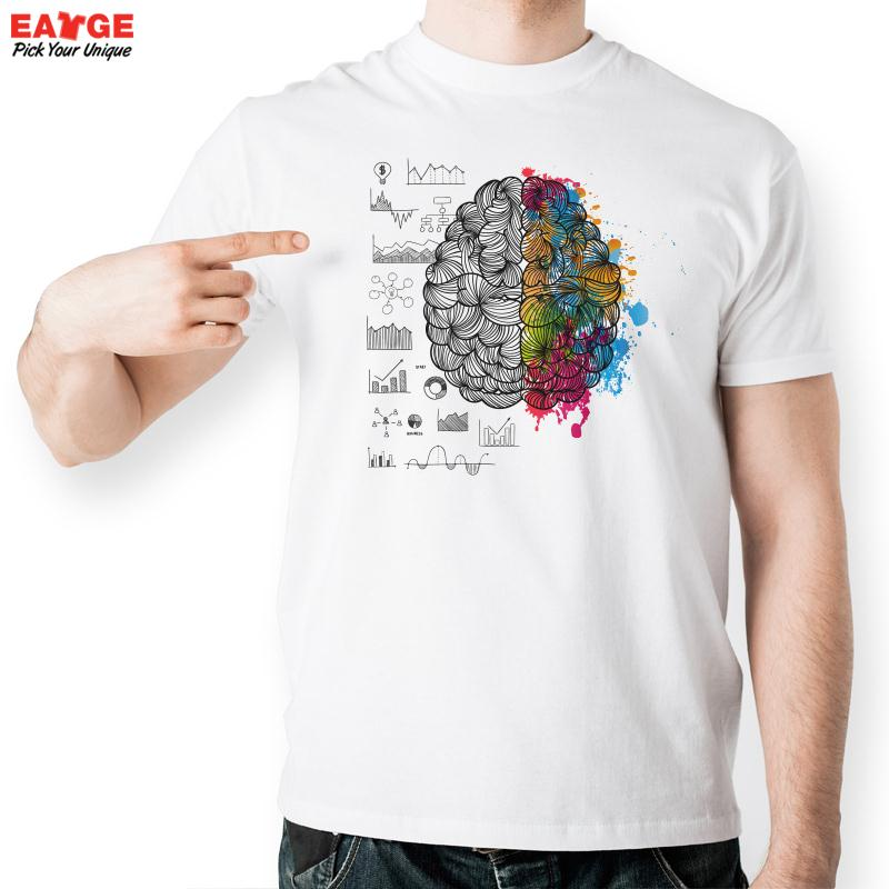 Colorful vs black t shirt design fashion creative geek t for Awesome t shirt designs creative