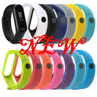 1pc Strap For Xiaomi Mi Band 4 Wristband Replacement For Xiaomi Miband 3 4 Smart Accessories Wrist Strap For Mi Band 4 Strap