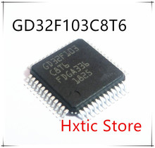 NEW 20PCS/LOT GD32F103C8T6 GD32F103 103C8T6 LQFP-48 IC