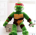 One piece 55cm Super Turtles plush toy,hero turtle,cool gift toys for teenage boys girls friends kids soft anime party gifts