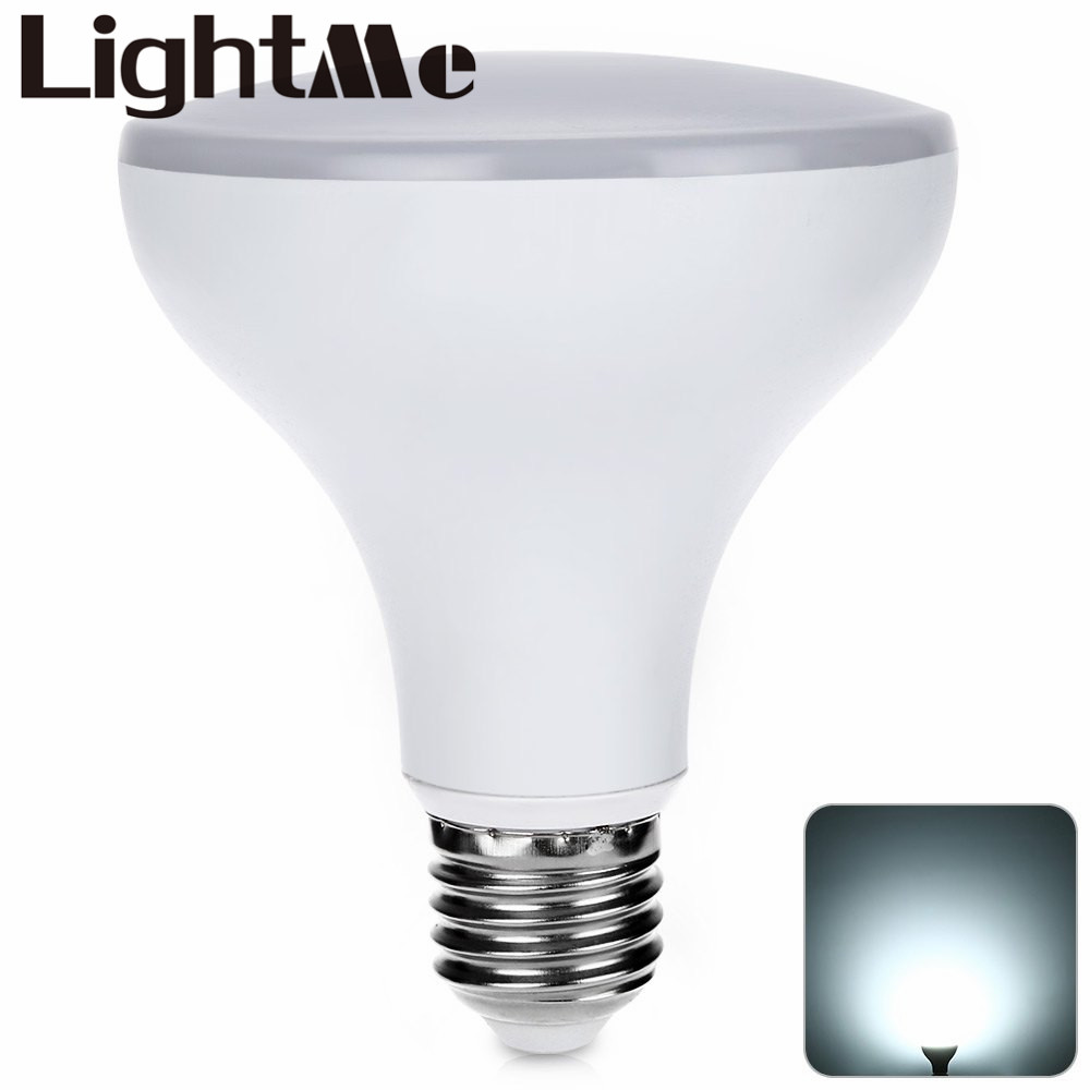 Energy Saving And Environmentally Friendly Lightme E27 R90 12w Led Bulb Light Energy Efficient