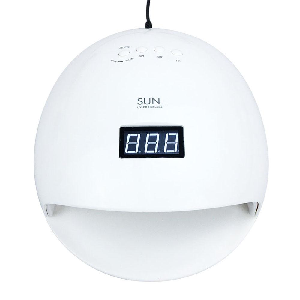 High Quality Sun 48w Professional Nail Lampe Led Manicure Uv Lamp