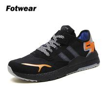 Fotwear Men Sneakers Shoes men Texile and canvas upper Lightweight to walking running Breathable style Traction stability